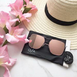 Quay Australia Stop and Stare sunglasses
